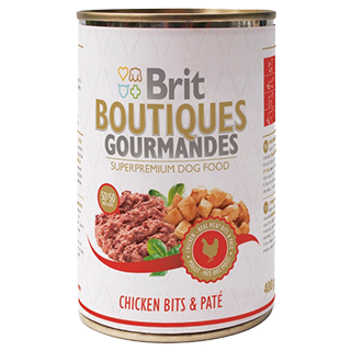 Picture for category Brit - canned food