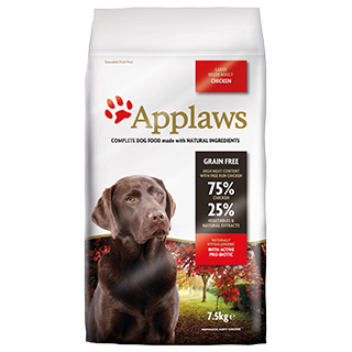 Picture for category Applaws dry dog food