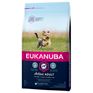 Picture for category Eukanuba Toy Breed