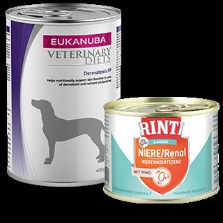 Obrázok pre kategóriu konzervy - veterinární diety pro psy