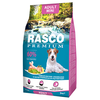 Picture for category RASCO Dog dry food